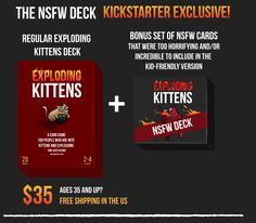 Exploding Kittens A Card Game About Kittens