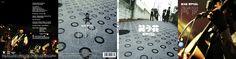 モアリズム / 笑う花 - CD Jacket:2ndプレスは紙ジャケ。音と雰囲気がシンクロするようなイメージで作成。