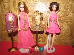 Topper Dawn Doll and HTT Angie