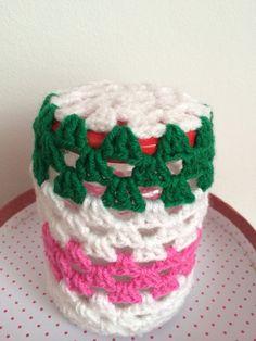 Crochet jar cover 1 Crochet Jar Covers, Gingerbread Cookies, Etsy Shop, Cake, Desserts, Food, Gingerbread Cupcakes, Tailgate Desserts, Deserts