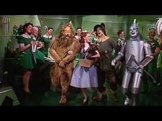 THE WIZARD OF OZ ~ The Merry Old Land Of Oz ~ Judy Garland (Dorothy) and cast. (1:37) [Video]