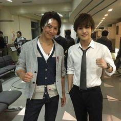 Iwata Takanori &Takahiro