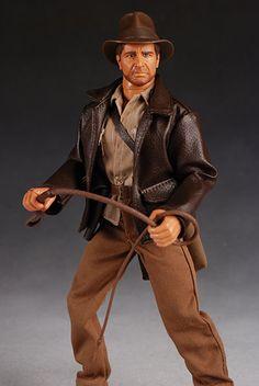 "Indiana Jones 12"" Action Figure by Hasbro"