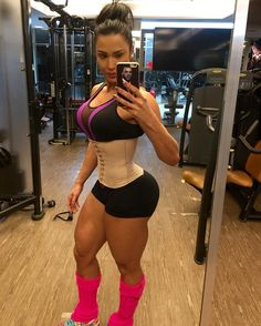 12 best gracyanne barbosa images on pinterest athletic women fit gracyanne barbosa posa usa cinta durante treino na academia thecheapjerseys Gallery