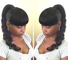 1000 ideas about Weave Ponytail on Pinterest