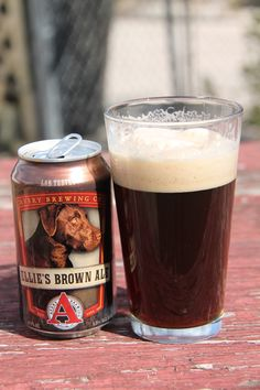 Down The Hatch: Avery Brewing Co's Ellie's Brown Ale