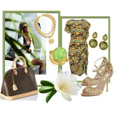 """Tropical Holiday"" by jacque-reid on Polyvore"