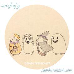 317 ハロウィン Happy Halloween