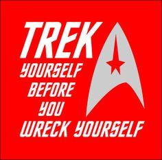 Trek Yourself Before You Wreck Yourself! STAR TREK WRATH OF KHAN on the big screen Feb 17-19, 2012!