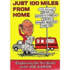 Just 100 Miles from Home: Exploring the tristate (Hardcover) http://www.amazon.com/dp/B000K0D7BY/?tag=wwwmoynulinfo-20 B000K0D7BY