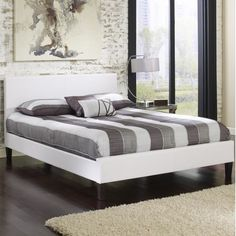 Luxury Home Cosmo Platform Bed & Reviews | Wayfair
