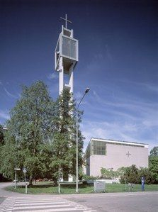 Munkkivuoren kirkko