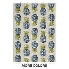 Patterned Outdoor Rugs - Striped All Weather Rugs - Frontgate Indoor Outdoor Rugs, Outdoor Living, Outdoor Decor, Outdoor Furniture, Hawaii Homes, Dream Properties, Apartment Plans, Garden Living, Luxury Home Decor