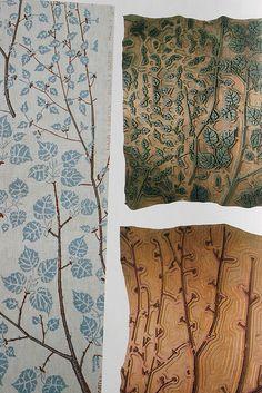 Josef Frank - Textile Designs   Flickr - Photo  New book number two....on Josef Frank textile designs, and his processes...Distributed by Svenskt Tenn