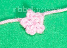 Die 67 Besten Bilder Von Blumen Häkeln Yarns Crochet Stitches Und