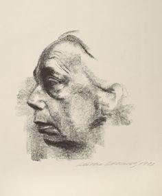 Kathe Kollwitz: Self Portrait
