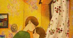 Les petits moments amoureux illustrés en 10 dessins