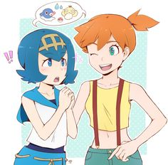 water type enthusiasts!