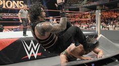 Rusev vs. Roman Reigns – Campeonato Estadounidense: fotos