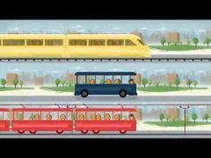 moovit - GPS sociale per i mezzi di trasporto pubblici