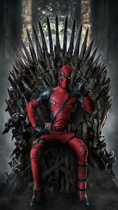 Deadpool y juego de tronos