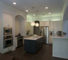 Jameson Interiors - Oak Knoll Kitchen Remodel