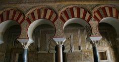 El Salón Rico de Medina Azahara se caracteriza por su rica decoración. - Foto:FRANCISCO GONZALEZ