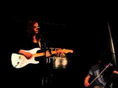 The Crying Game -  Hannah Cohen, Sam Amidon and Doveman (Thomas Bartlett) at Vortex Jazz Club, London - 9th May 2012.