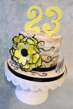 Birthday Cake - Cake by Denise
