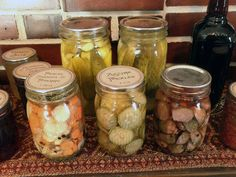Overcoming a Fear of Canning - or What I Did On My Summer Vacation - COOKING - Knitting, sewing, crochet, tutorials, children crafts, papercraft, jewlery, needlework, swaps, cooking and so much more on Craftster.org