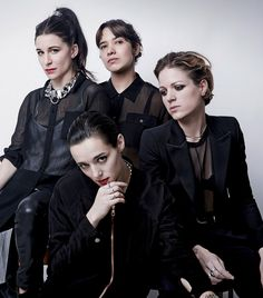 A Chat With Savages' Jehnny Beth on Festival Etiquette, Flash Tats & Feminism