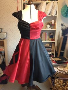 Deadpool Harley Quinn's dress - Google Search