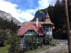 The Fairy Tale House