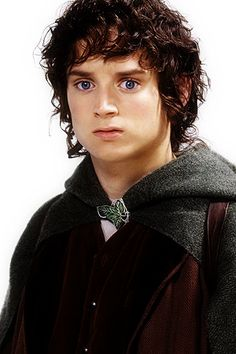 The hobbit that raised me. My first crush, my first favorite character, the first fictionaly being I wept for, and the hobbit that introduced me to fantasy, to glorious battles and epic journeys, to a better way of living. Thanks, Frodo. You'll always be my favorite.