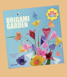 The Papercraft Post: Origami Garden, by Ioana Stoian. Review