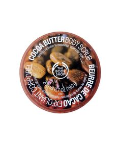 The Body Shop Cocoa Butter Body Scrub, $20. Yep it's a splurge but I LOVE their body butter... so I will probably love this scrub. Must. Save. 20. Dollars