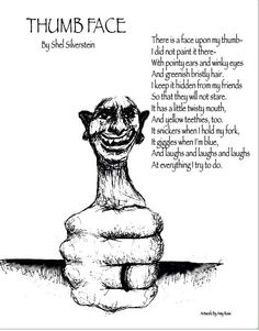 The shel silverstein end poems