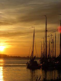 ♔ Sailing in Friesland  Netherland