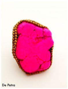De Petra Cobbler Ring by cynthiasheridan on Etsy, $138.00