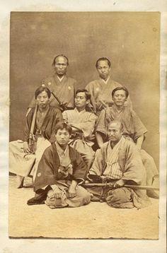 Japanese tolansration: Photos of Japanese Edo/Meiji period