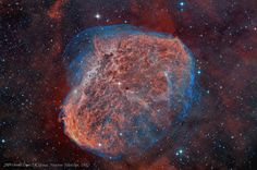 The Crescent Nebula [2258×1500]