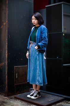 On the street… Soohyun Park Busan | echeveau
