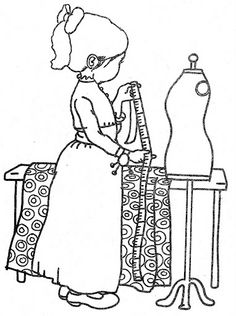 Coloring Book~HH House Of Coloring Fun - Bonnie Jones - Picasa Web Albums Hand Embroidery Designs, Embroidery Applique, Cross Stitch Embroidery, Embroidery Patterns, Machine Embroidery, Stitch Patterns, Sewing Patterns, Sewing Crafts, Sewing Projects
