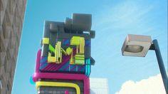 MTV BLOOM by Vincent VIRIOT, via Behance