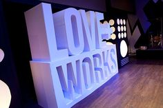 Rockford First (Rockford, IL) - Love Works Sermon Series Stage - 2012