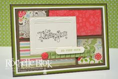 The Stamping Blok - By Rochelle Blok