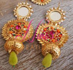 handmade gotta jewllery by  https://www.facebook.com/Ninos-creations-123853704344831/
