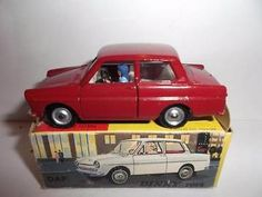 dinky toys daf nr508 made in france
