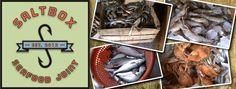 Saltbox Seafood--must try!  Fresh from the coast, but not open on Monday or Sunday.