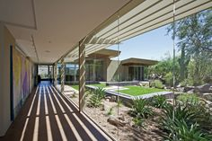 Monk's Shadow residence in Paradise Valley, Arizona